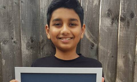 Nadub Gill: Ο 10χρονος άσσος των μαθηματικών που μπήκε στο βιβλίο Γκίνες
