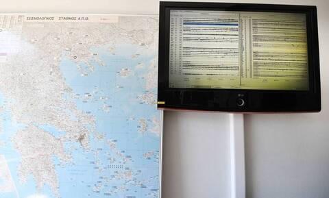 В греческой Аттике произошло землетрясение 4,5 балла