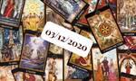 Η ημερήσια πρόβλεψη Ταρώ για 03/12!