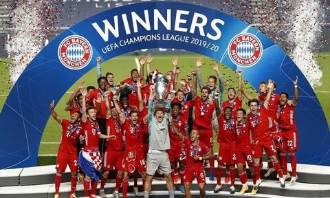 Champions League: Ξεχάστε ο,τι ξέρατε! - Το νέο σύστημα διεξαγωγής