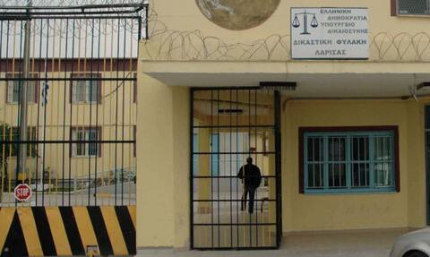 Κορονοϊός: Συναγερμός στις Φυλακές Λάρισας - 48 κρούσματα σε κρατούμενους
