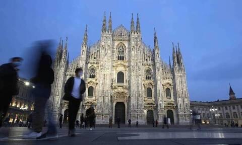 Ιταλία - Κορονοϊός: Μείωση των κρουσμάτων - Παραμένει υψηλός ο αριθμός των θανάτων