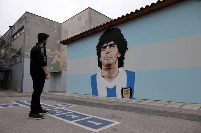 grafiti maradona3
