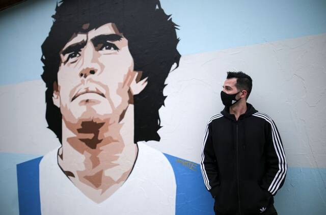 grafiti maradona5
