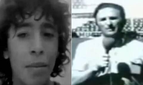 Ντιέγκο Μαραντόνα: Πέθανε ο δημοσιογράφος που πήρε την πρώτη συνέντευξη του «Θεού»