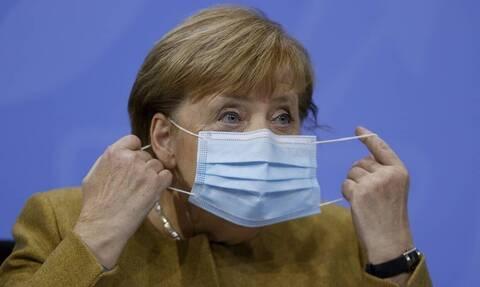 Γερμανία - Κορονοϊός: Παράταση του lockdown μέχρι τις 10 Ιανουαρίου