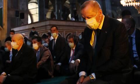 Φρικαλεότητες του Ερντογάν κατά Χριστιανών - Αλυσοδεμένοι στο φανατισμό οι Τούρκοι
