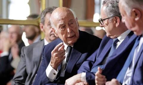 Βαλερί Ζισκάρ ντ' Εστέν: Αυτή είναι η αιτία θανάτου του πρώην προέδρου της Γαλλίας