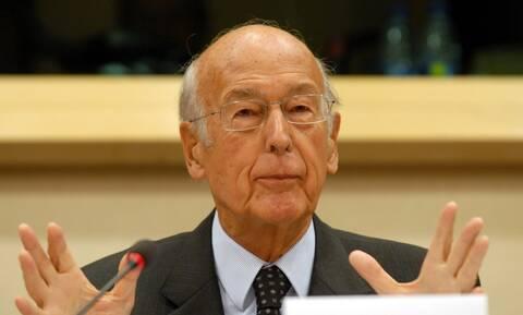 Βαλερί Ζισκάρ ντ' Εστέν: Θύμα του κορονοϊού ο πρώην πρόεδρος της Γαλλίας