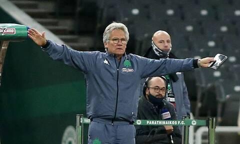 Παναθηναϊκός: Με 4-4-2 ο Μπόλονι στο ντέρμπι με την ΑΕΚ