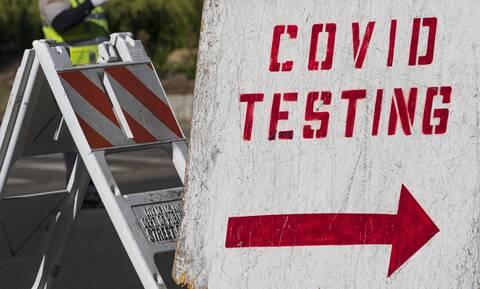 Κορονοϊός: Πότε το μοριακό τεστ είναι πιθανότερο να βγει ψευδώς αρνητικό