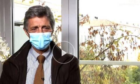 Καθηγητής Σ. Ζακυνθινός στο OPEN: Υπήρξε παρέμβαση στην Επιτροπή Λοιμωξιολόγων εκ των... έξω