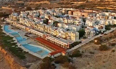 Ο οικισμός - φάντασμα που «στοιχειώνει» την Κρήτη