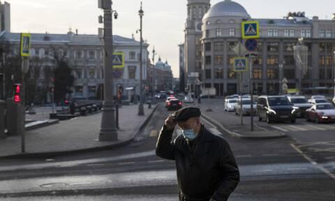 Κορονοϊός - Ρωσία: Εμβολιαστικά κέντρα θα ανοίξουν από το Σάββατο στη Μόσχα