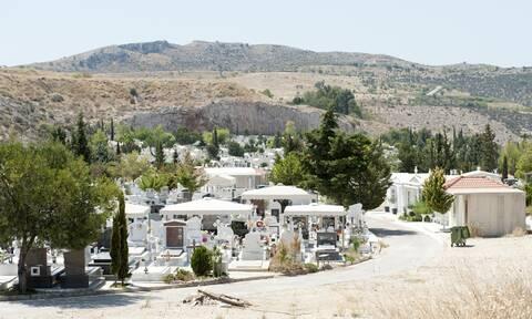 Πήγαν να θάψουν τον πατέρα τους στο νεκροταφείο Σχιστού - Έπαθαν σοκ με αυτό που αντίκρισαν