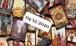 Η ημερήσια πρόβλεψη Ταρώ για  04/12!