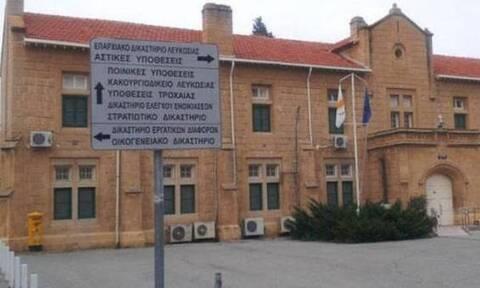Κύπρος: Ήταν θετικοί στον κορονοϊό και μπαινόβγαιναν στο Δικαστήριο Λευκωσίας