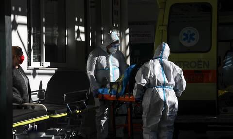 Κρούσματα σήμερα: Νέο ρεκόρ με 622 διασωληνωμένους - 100 νεκροί και 1.882 νέες μολύνσεις σε 24 ώρες