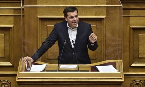 ΣΥΡΙΖΑ: Να τοποθετήσει τον Μητσοτάκη στο «κάδρο» της αντιπαράθεσης επιχειρεί ο Τσίπρας