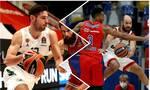 Euroleague: Σε ποια θέση βρίσκονται Ολυμπιακός, Παναθηναϊκός – Όλα τα highlights