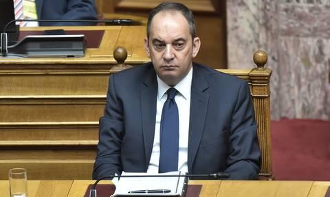 Πλακιωτάκης: Τα νεότερα για την υγεία του υπουργού Ναυτιλίας (vid)