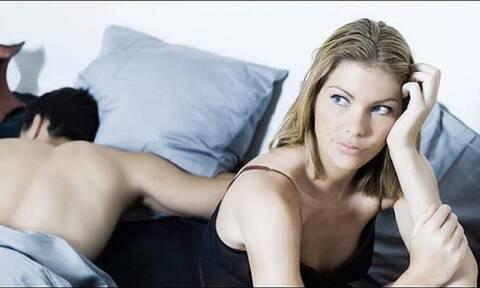 Τα μεγαλύτερα ψέματα που λέει μια γυναίκα στο σεξ