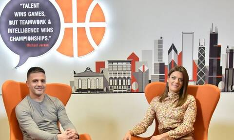 O Γιώργος Τσαντάκης αναλύει το ΑΕΚ–Παναθηναϊκός στο ΟΠΑΠ Game Time
