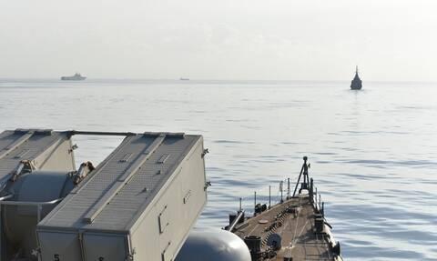 «Μέδουσα 10»: Πανίσχυρο αντιτουρκικό μπλοκ στη Μεσόγειο-Άνοιξαν πυρ Ελλάδα, Γαλλία, Αίγυπτος, Κύπρος