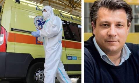 Κορονοϊός - Δερμιτζάκης: Δεν υπάρχει πλήρης εικόνα των κρουσμάτων - Τι είπε για το εμβόλιο