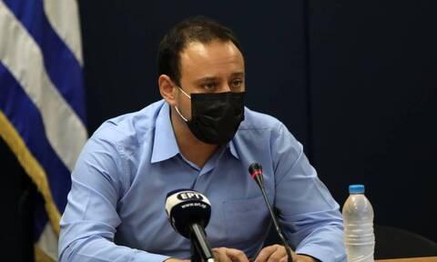 Κορονοϊός - Μαγιορκίνης: Εχουμε πολύ δρόμο μπροστά μας ώστε να δούμε την ανάκαμψη της πανδημίας