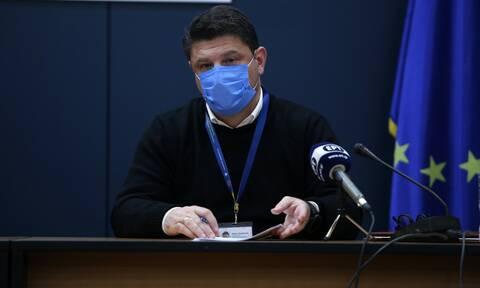 Κορονοϊός: Αυτά είναι τα δυο νέα μέτρα που ανακοίνωσε ο Χαρδαλίας - Προβληματισμός για έξι περιοχές
