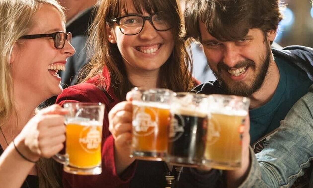 Υπάρχει λόγος που μας αρέσει η μπίρα και ο καφές