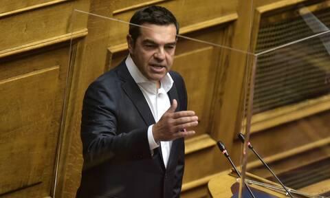 ΣΥΡΙΖΑ: Συμμαχία με τους μικρομεσαίους επιχειρηματίες επιδιώκει ο Αλέξης Τσίπρας