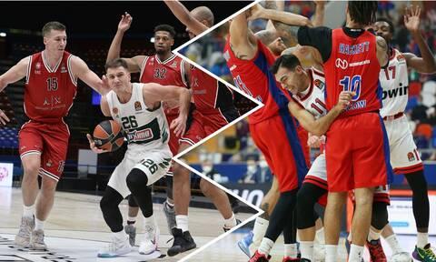 Euroleague: Δείτε που βρίσκονται Παναθηναϊκός, Ολυμπιακός - Στην κορυφή η Μπάρτσελόνα (vids+photos)