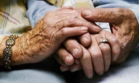 Μαζί στη ζωή, μαζί και στο θάνατο: Ζευγάρι με κορονοϊό πέθανε με διαφορά λίγων ωρών