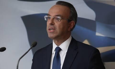 Σταϊκούρας: Παράταση για τα τέλη κυκλοφορίας - Επιστρεπτέα προκαταβολή 6 μετά τον Φεβρουάριο