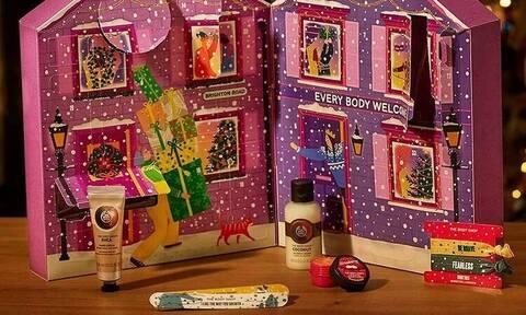 Τα ωραιότερα beauty advent calendars των φετινών Χριστουγέννων