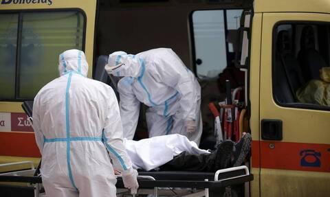 Κρούσματα σήμερα: 1.383 νέα ανακοίνωσε ο ΕΟΔΥ - Στους 98 οι θάνατοι, 594 οι διασωληνωμένοι