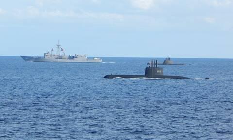 Μέδουσα 10: Αντιτουρκικό τείχος στη Μεσόγειο –Πανίσχυρη συμμαχία Ελλάδας,Κύπρου,Γαλλίας,Αιγύπτου,ΗΑΕ