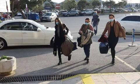 Κορονoϊός: Επέστρεψαν στην Κρήτη οι ηρωίδες – νοσηλεύτριες που στάθηκαν στο πλευρό της Θεσσαλονίκης