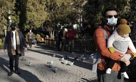 Τουρκία - Κορονοϊός: Υψηλό ρεκόρ 196 ημερήσιων θανάτων το τελευταίο 24ωρο