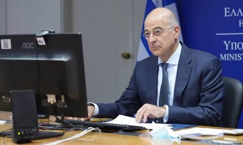 Επικοινωνία Δένδια με τον Γάλλο ομόλογό του για την τουρκική προκλητικότητα