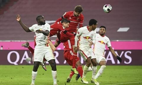 Γερμανία – Μπάγερν Μ.: Απίστευτη ματσάρα με Λειψία και... 3-3! - Όλα τα γκολ