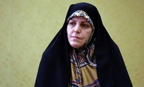 Ιράν: Καταδικάστηκε σε 30 μήνες φυλάκισης η πρώην αντιπρόεδρος Σαχιντόκχτ Μολαβερντί