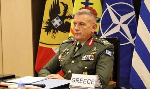 Άγιος Νικόλαος: Οι ευχές του Αρχηγού ΓΕΕΘΑ Κωνσταντίνου Φλώρου στο Πολεμικό Ναυτικό