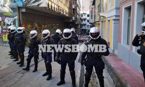 Επέτειος Γρηγορόπουλου: «Αστακός» τα Εξάρχεια – 5.000 αστυνομικοί στην Αθήνα