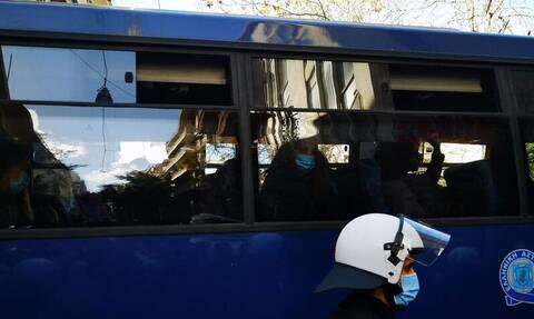 Νέες προσαγωγές στις εκδηλώσεις για τη δολοφονία Γρηγορόπουλου