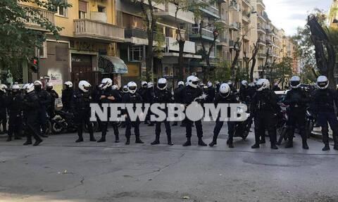 Γρηγορόπουλος: Ένταση και προσαγωγές σε Αθήνα, Θεσσαλονίκη και Χανιά (pics+vids)