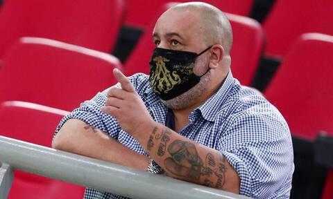 Ολυμπιακός-ΝΠΣ Βόλος: Παράπονα και... επίθεση Καραπαπά για τη διαιτησία (photos)