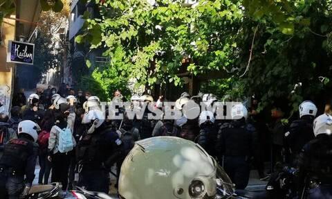 Γρηγορόπουλος: Επεισόδια στα Εξάρχεια - Νέες προσαγωγές από την αστυνομία